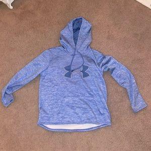 lightweight under armour hoodie